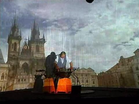 Reportáž z koncertu v Litomyšli (10. 6. 2008)