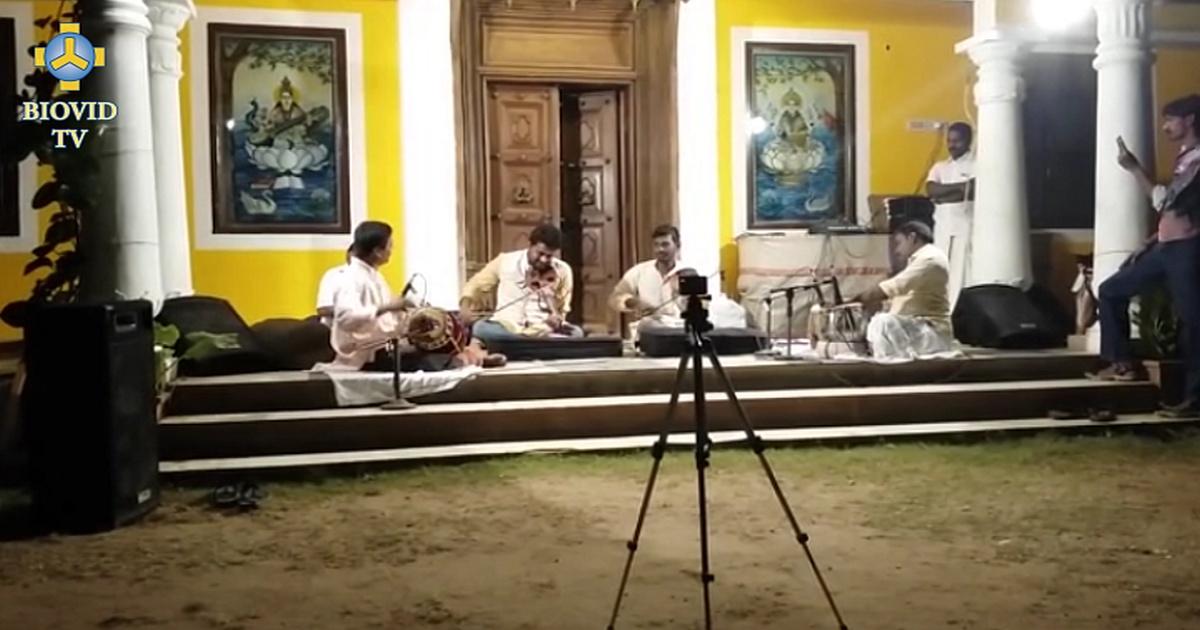 Vysílání z Indie – 2. 1. 2016