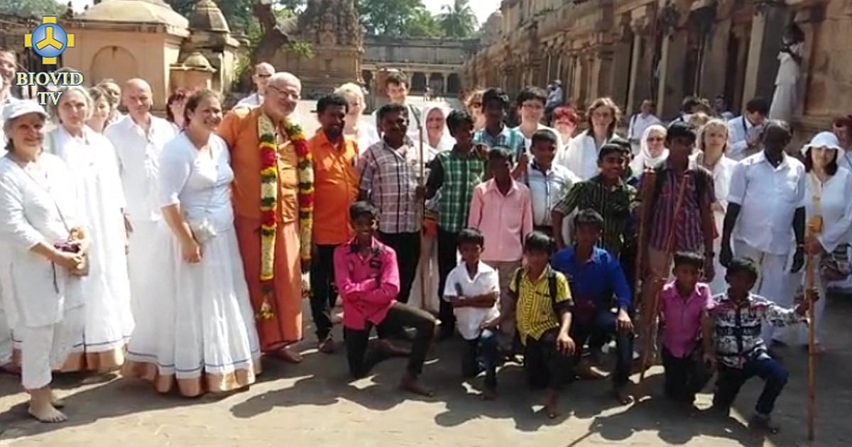 Vysílání z Indie – 3. 1. 2016