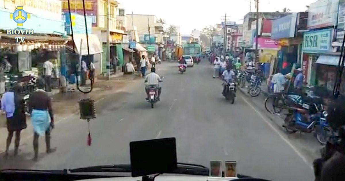 Vysílání z Indie – 5. 1. 2016