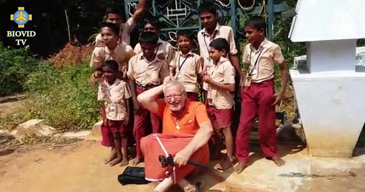Vysílání z Indie – 7. 1. 2016