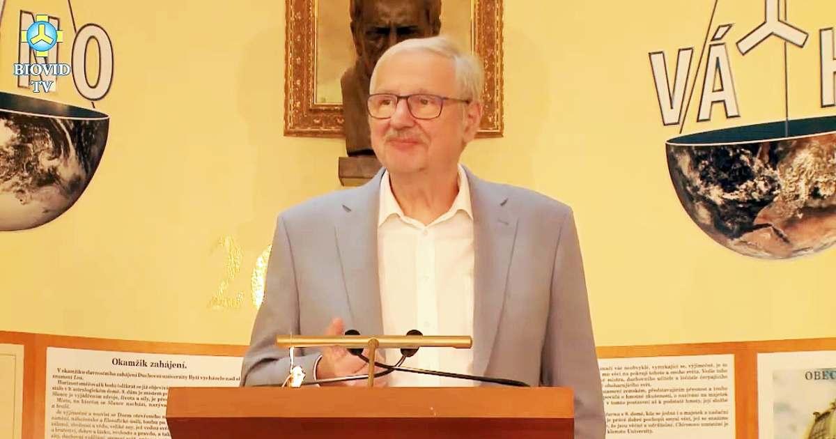 Přednáška Společenství Josefa Zezulky s jeho vzdělávacím systémem Duchovní univerzitou Bytí – Praha, 3. 4. 2020