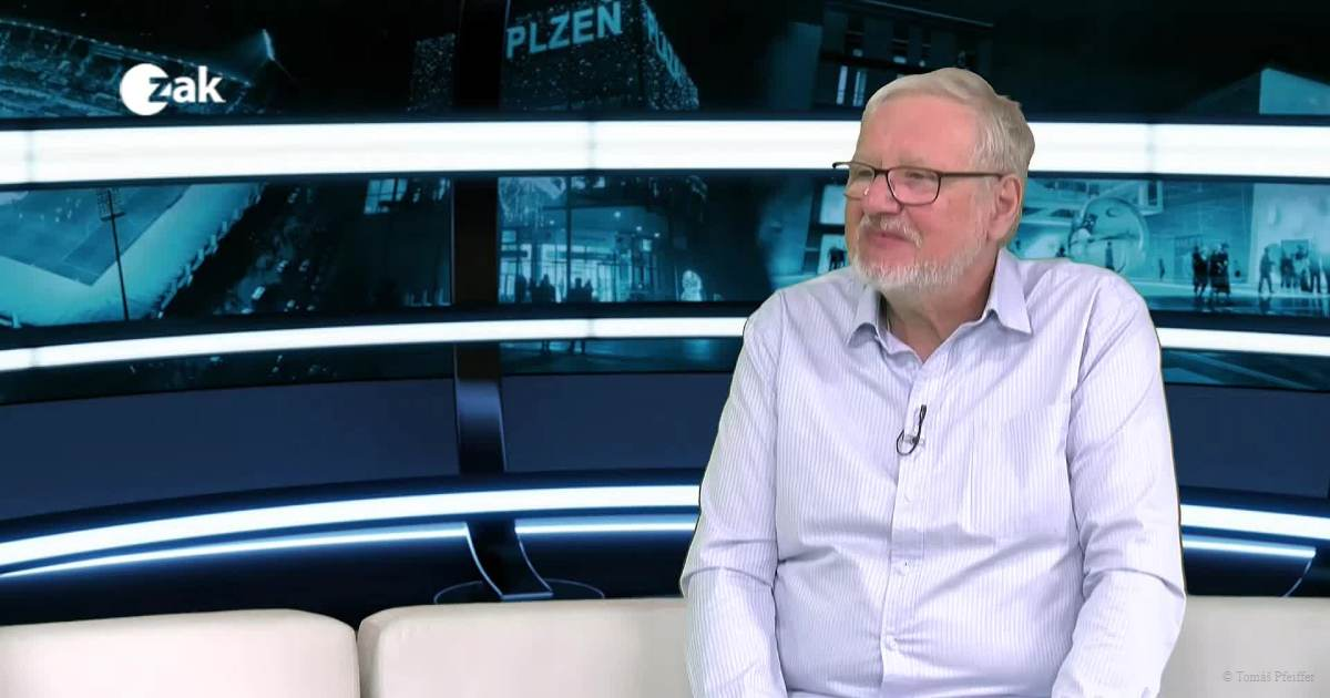 Zak TV - STUDIO Z - Tomáš Pfeiffer