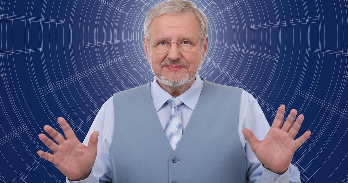 Vánoční působení biotronika Tomáše Pfeiffera od1.12. do26.12.2015, vždy od21:00 hod.