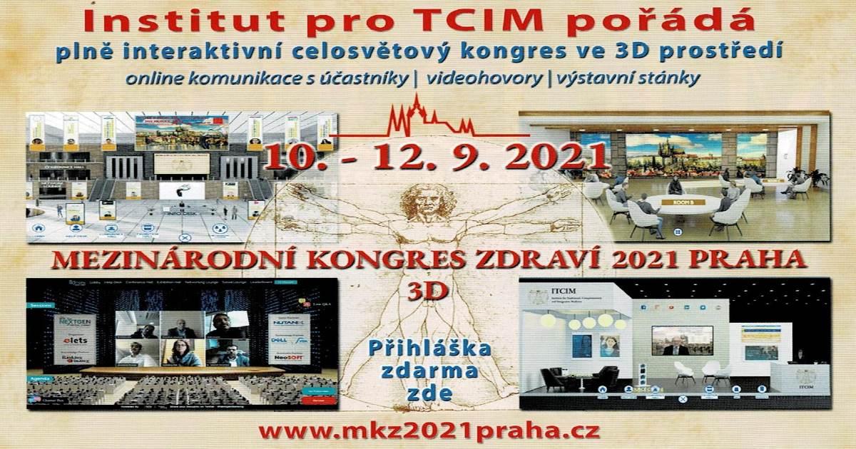 Mezinárodní kongres zdraví (Medium 8/2021)