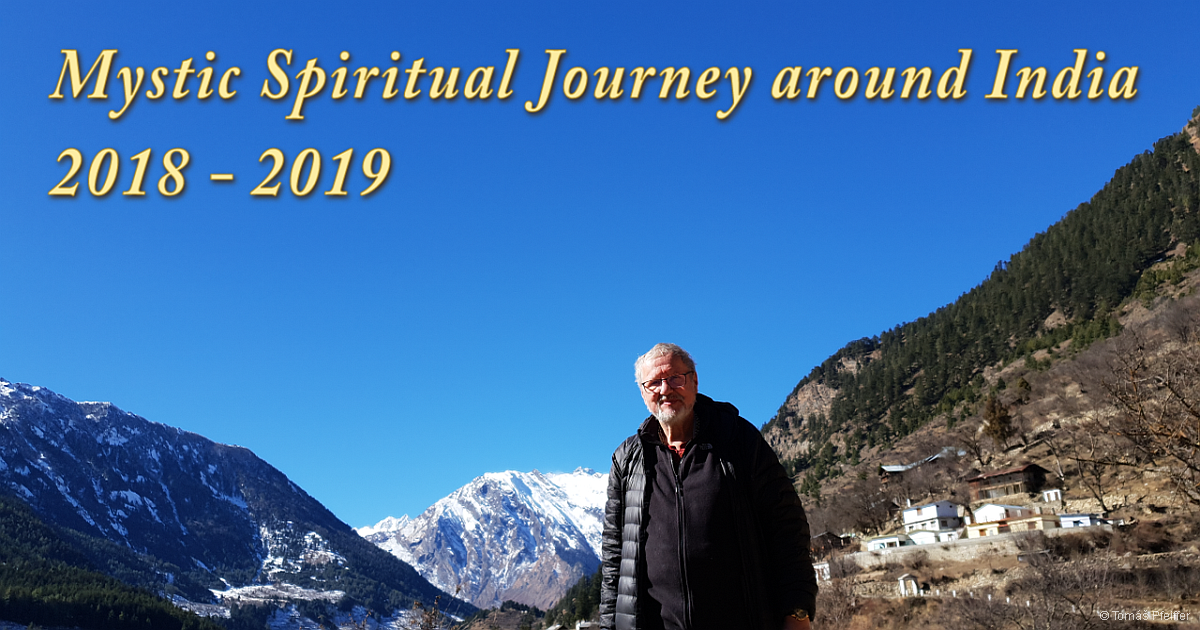 Mystic Spiritual Journey around India