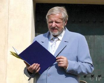 Slavnost dne otevřeného nebe - Hora Říp 30. 3. 2011