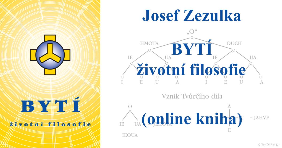 BYTÍ – životní filosofie – Josef Zezulka