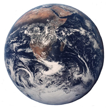 Figure 8 – Planet Earth (NASA)