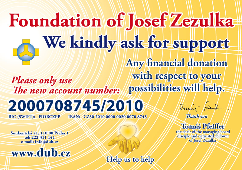 Foundation of Josef Zezulka