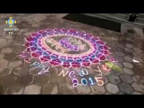 Vysílání z Indie – 1. 1. 2015