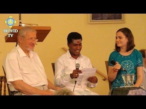 Přednáška Poselství Palmových listů pro dnešek - 28. 9. 2013